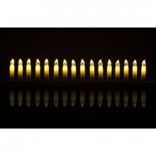 RETLUX RXL 40 16 LED CANDLE 1,6 + 1,5 M WW Weihnachtsbeleuchtung