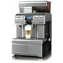 SAECO Aulika Top High Speed Cappuccino V2 silber 10005234
