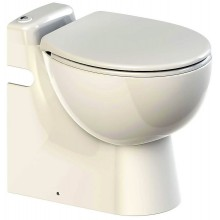 SANIBROY Sanicompact Pro ECO Silence WC mit integrierter Hebeanlage