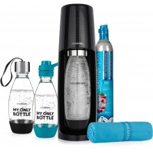 SodaStream Spirit CITY & TRAINING Sprudelwasserhersteller Limited Edition