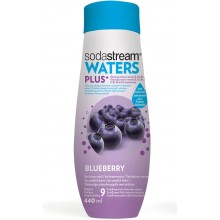 SODASTREAM Sirup PLUS Blaubeere (Vitamin) 440 ml 42001492
