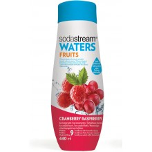 SODASTREAM Sirup FRUITS Preiselbeere-Himbeere 440 ml 42001497