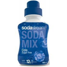 Sirup Cola Sugar Free (Zero) 500 ml SODASTREAM