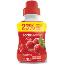 Sirup Himbeere BIG 750 ml SODASTREAM