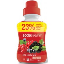 Sirup Red Berry BIG 750ml SODASTREAM