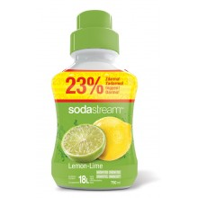 Sirup Lemon Lime BIG 750 ml SODASTREAM