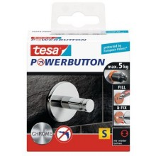 TESA Powerbutton Universal Small Haken 59320