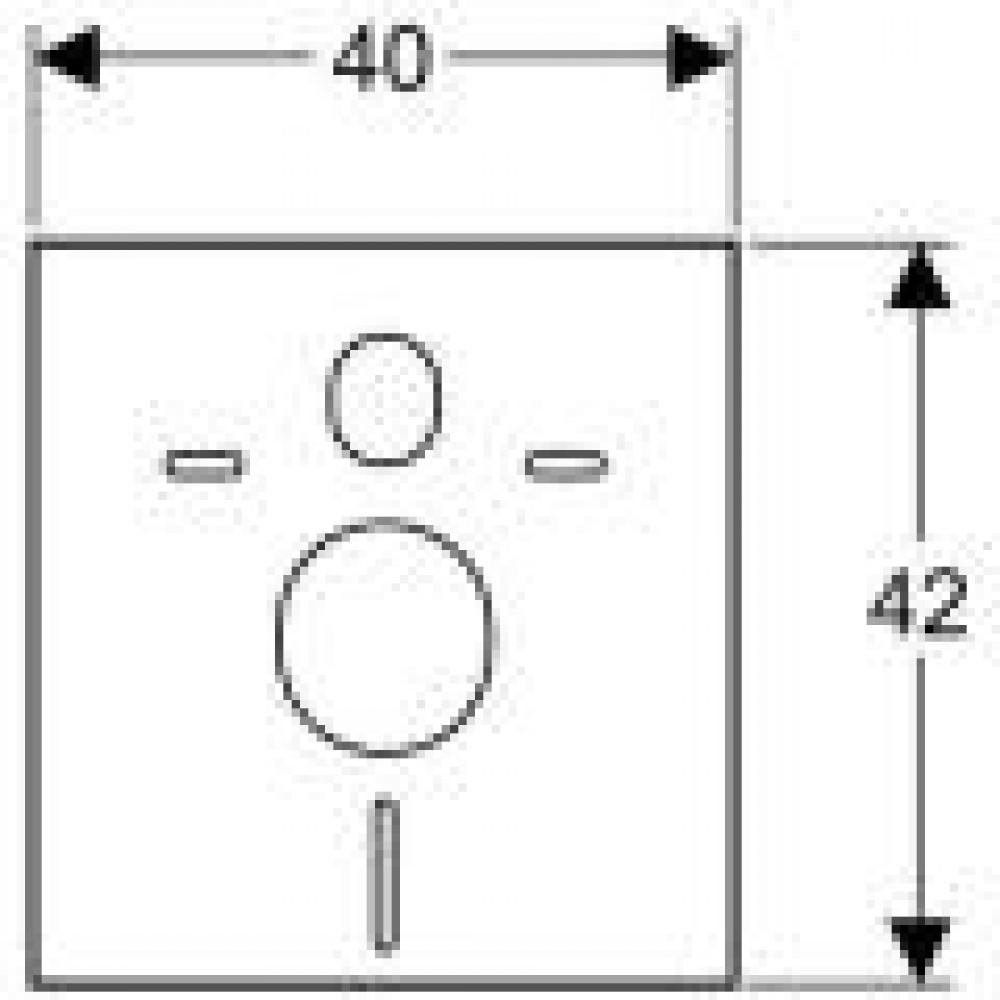 geberit schallschutz set zu wand wc und wand bidet. Black Bedroom Furniture Sets. Home Design Ideas