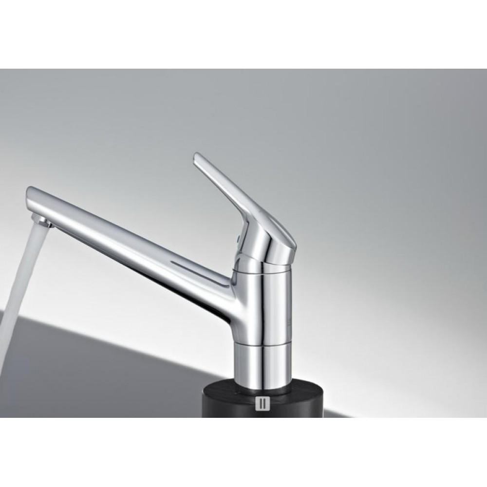 kludi objekta mix new sp ltisch einhandmischer niederdruck chrom 338890575. Black Bedroom Furniture Sets. Home Design Ideas