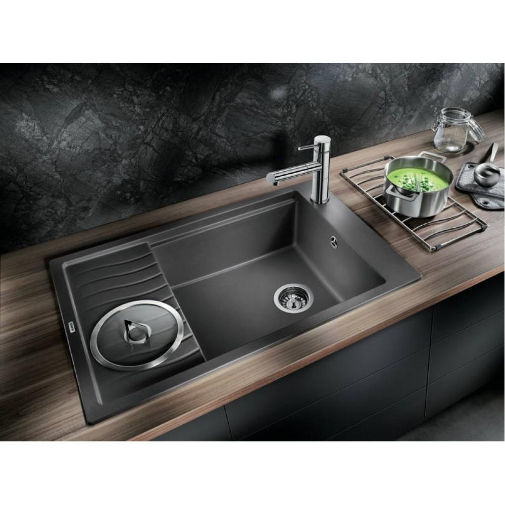 blanco elon xl 6 s silgranit puradur ii jasmin 518750. Black Bedroom Furniture Sets. Home Design Ideas