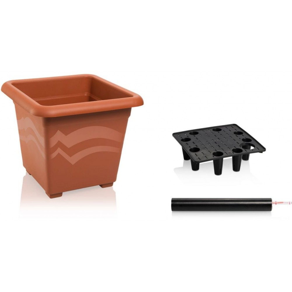 plastkon bew sserungssystem blumentopf quattro aqua pro 50. Black Bedroom Furniture Sets. Home Design Ideas