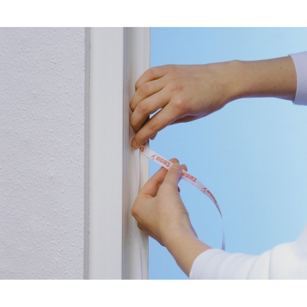 tesa insect stop fliegengitter comfort klettband ersatzrolle 55387. Black Bedroom Furniture Sets. Home Design Ideas