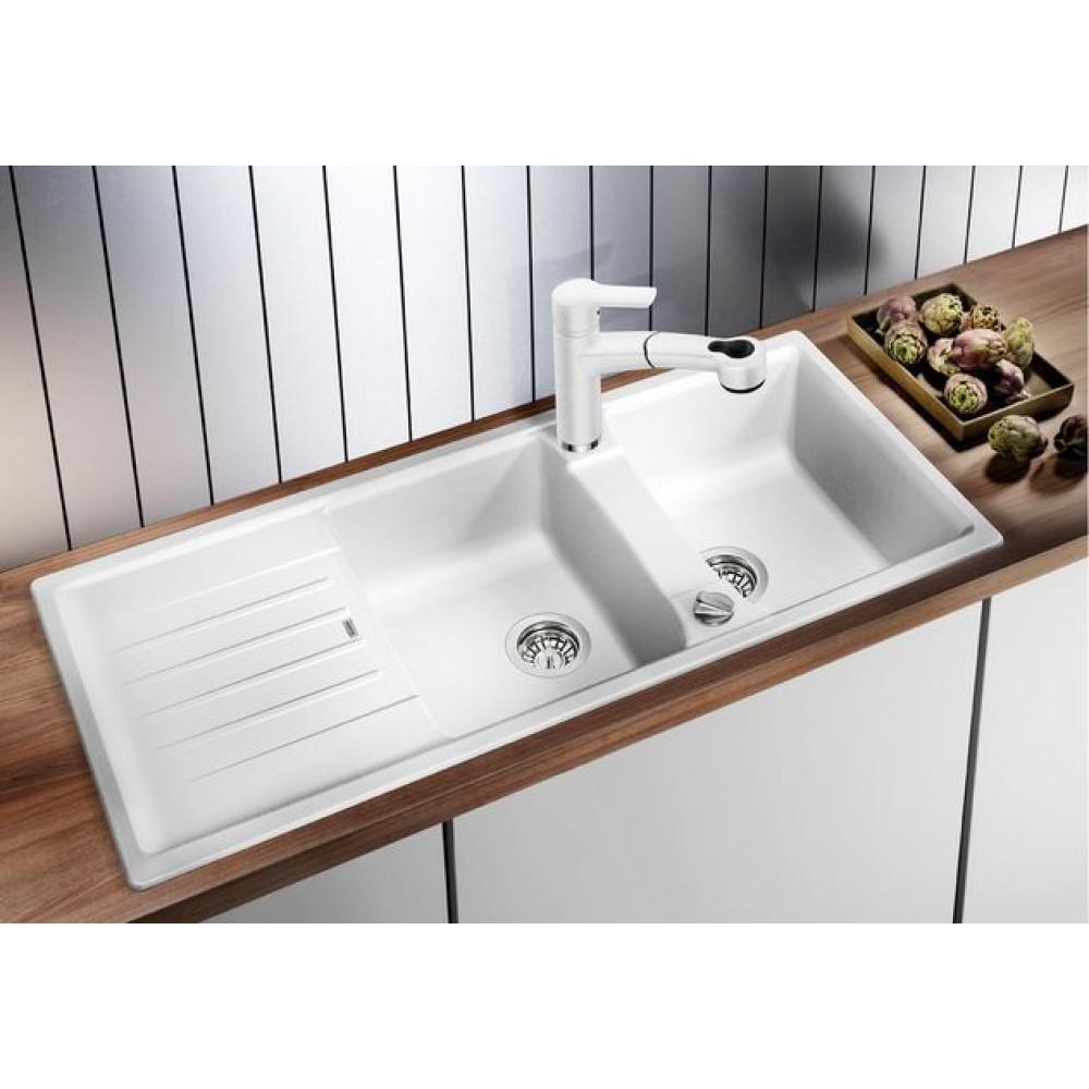 blanco lexa 8 s sp le silgranit anthrazit 514716. Black Bedroom Furniture Sets. Home Design Ideas