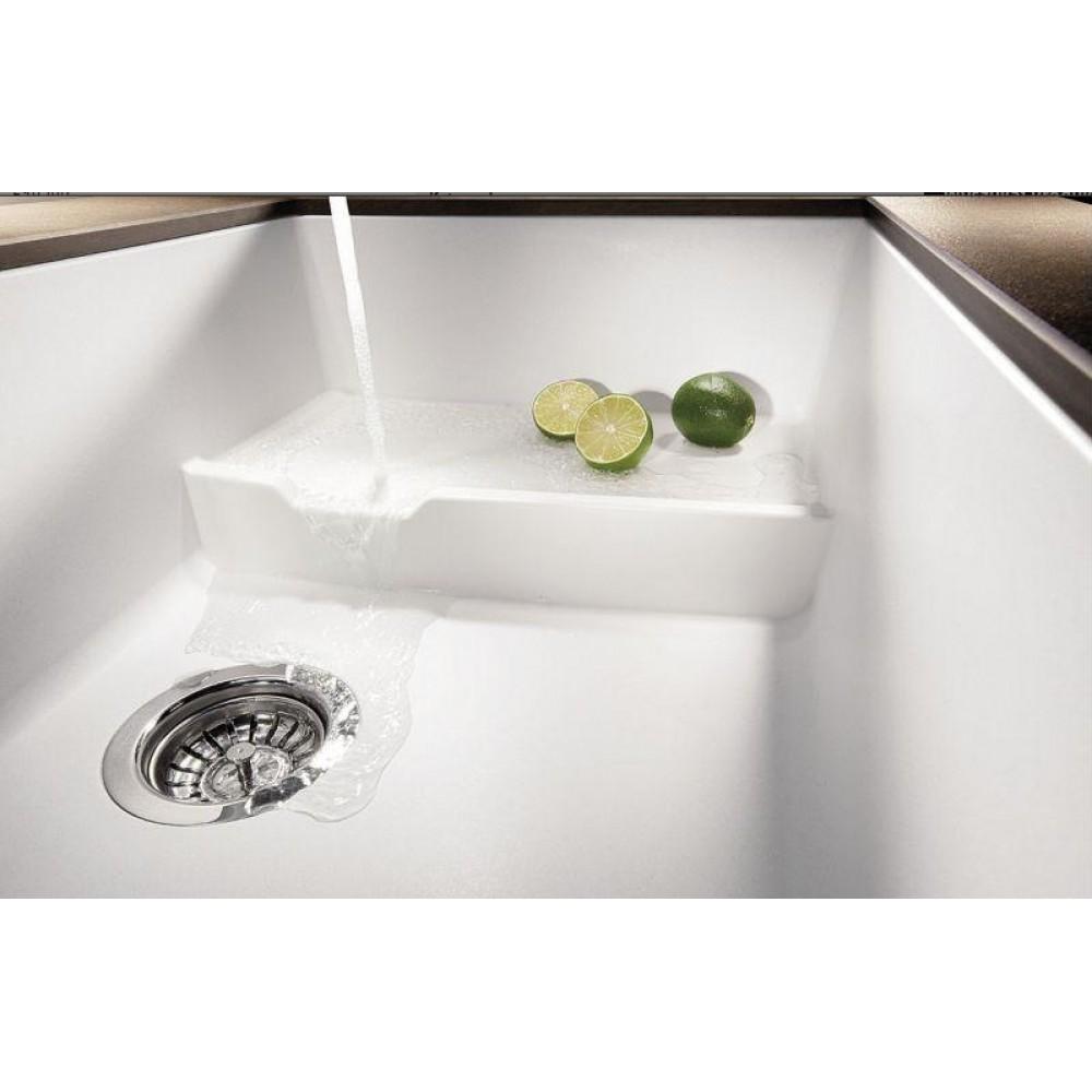 blanco subline 700 u level unterbaubecken silgranit. Black Bedroom Furniture Sets. Home Design Ideas