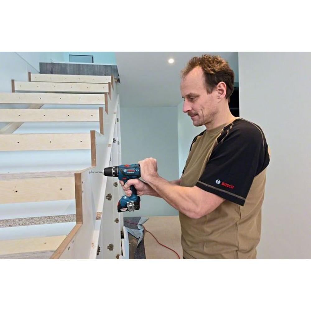 bosch gsr 18 2 li plus professional akku bohrschrauber ohne akku 06019e6102. Black Bedroom Furniture Sets. Home Design Ideas