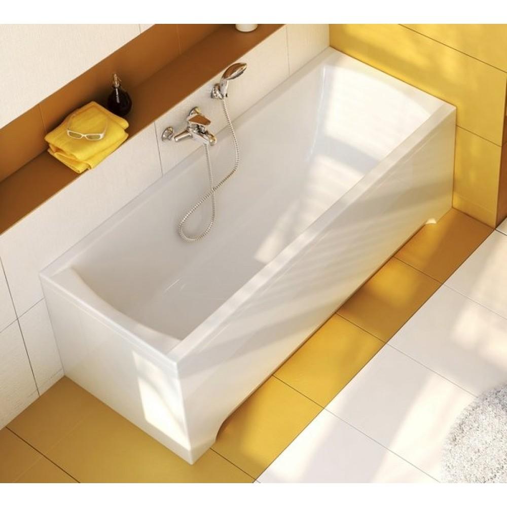 ravak badewanne classic 150 x 70 snowhite c521000000. Black Bedroom Furniture Sets. Home Design Ideas