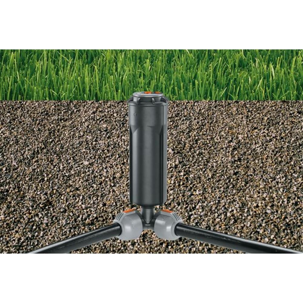 gardena sprinklersystem turbinen versenkregner t 380 8205 20. Black Bedroom Furniture Sets. Home Design Ideas