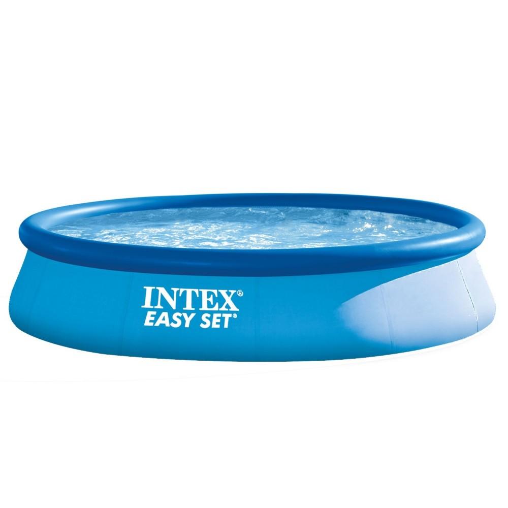 intex easy set pool 396 x 84 cm 28143np ohne filteranlage. Black Bedroom Furniture Sets. Home Design Ideas