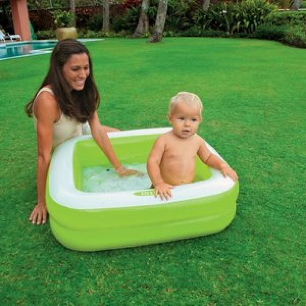 intex play box pool gr n 157100np. Black Bedroom Furniture Sets. Home Design Ideas