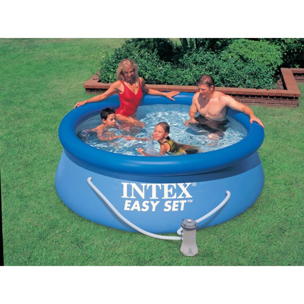 Intex Easy Set Pool 457 X 84 Cm 28158gn