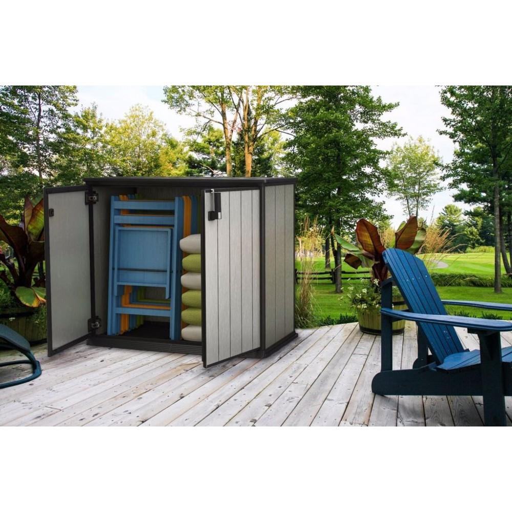 Atemberaubend Aufbewahrungsschrank Garten Fotos - Die Designideen ...