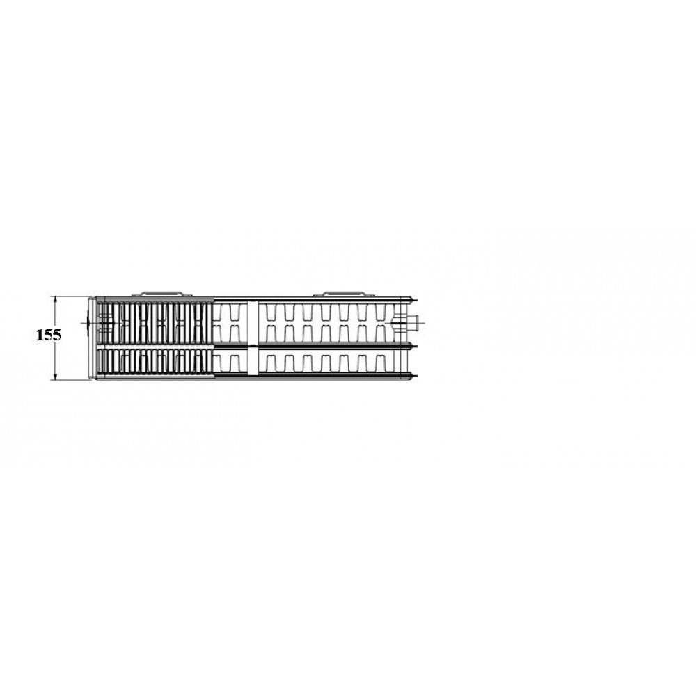 korado radik plattenheizk rper klasik r 33 550 700. Black Bedroom Furniture Sets. Home Design Ideas