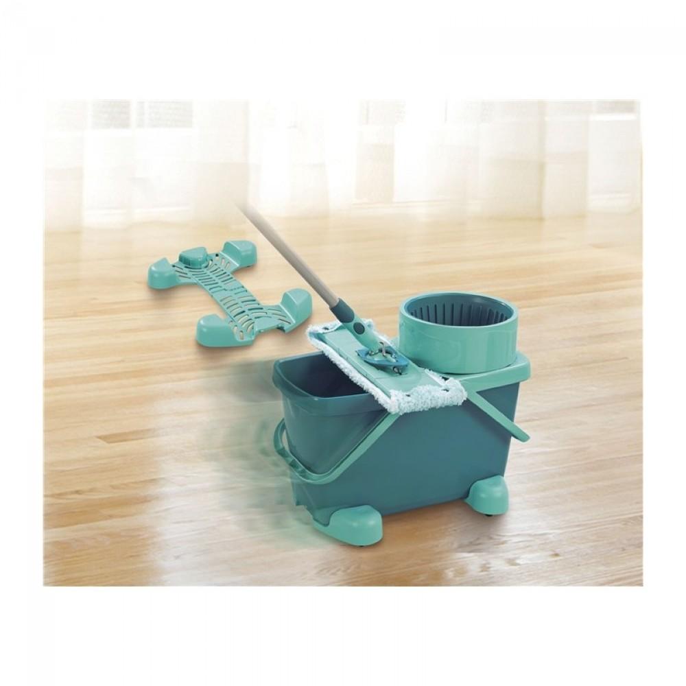 leifheit set clean twist xl mit rollwagen 52049. Black Bedroom Furniture Sets. Home Design Ideas