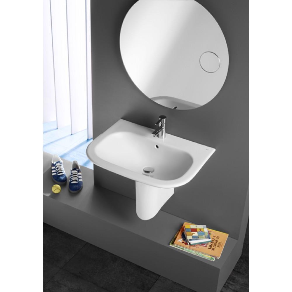 roca nexo waschtisch 55 x 44 cm 7327642000. Black Bedroom Furniture Sets. Home Design Ideas