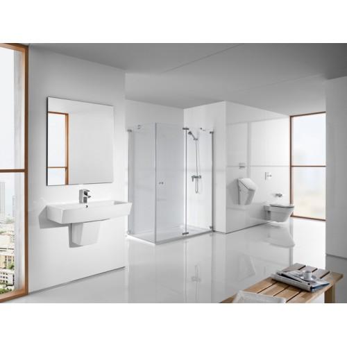 roca halle handtuchhalter 22 cm chrom 7840597001. Black Bedroom Furniture Sets. Home Design Ideas