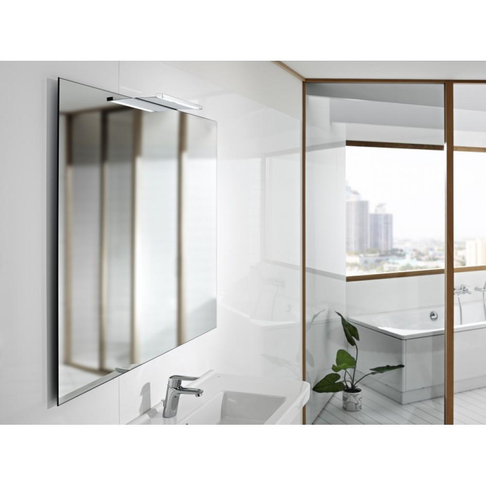 roca luna spiegel 90 x 60 cm 7812182000. Black Bedroom Furniture Sets. Home Design Ideas