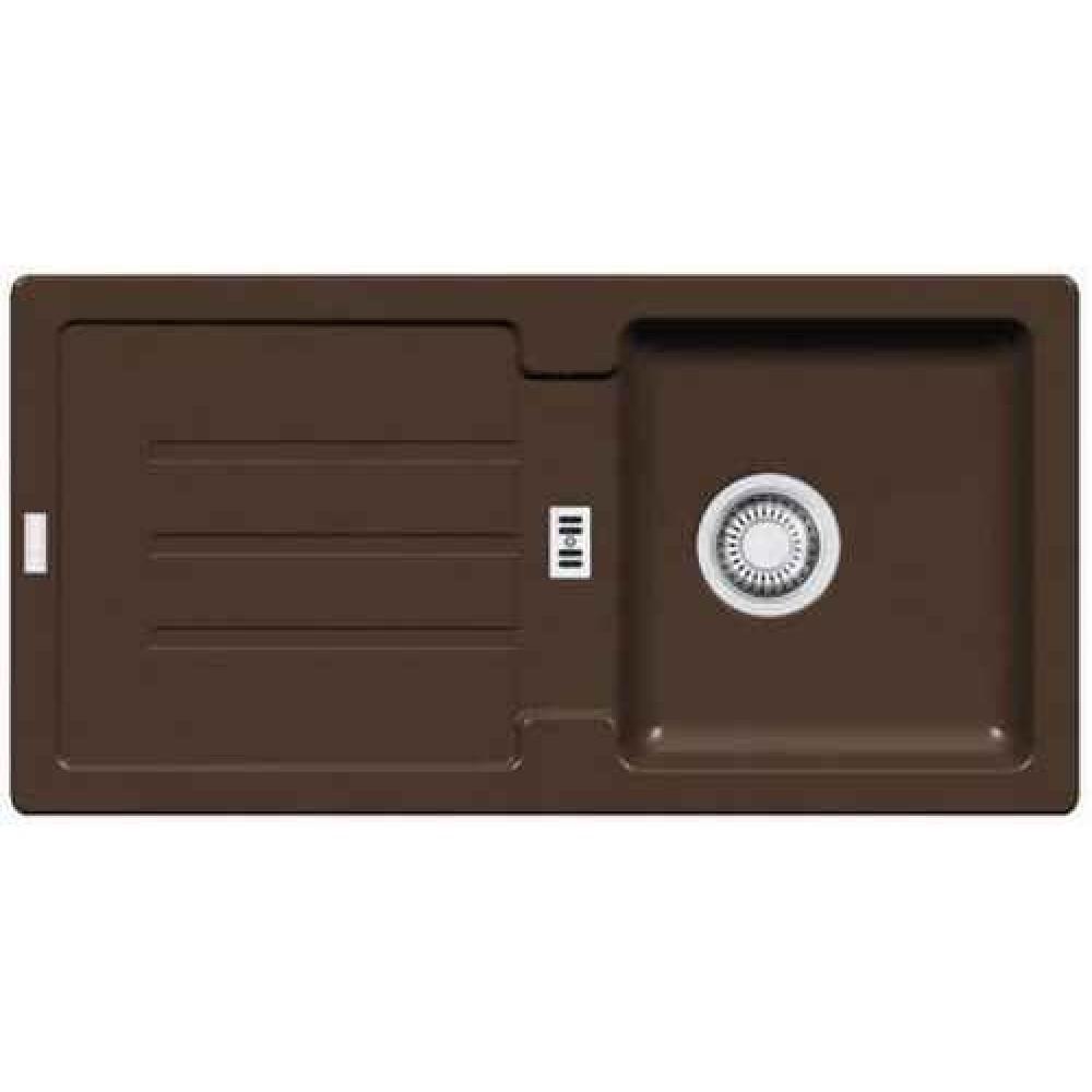 franke set g28 fragranit sp le stg 614 chocolate k chenarmatur fc. Black Bedroom Furniture Sets. Home Design Ideas