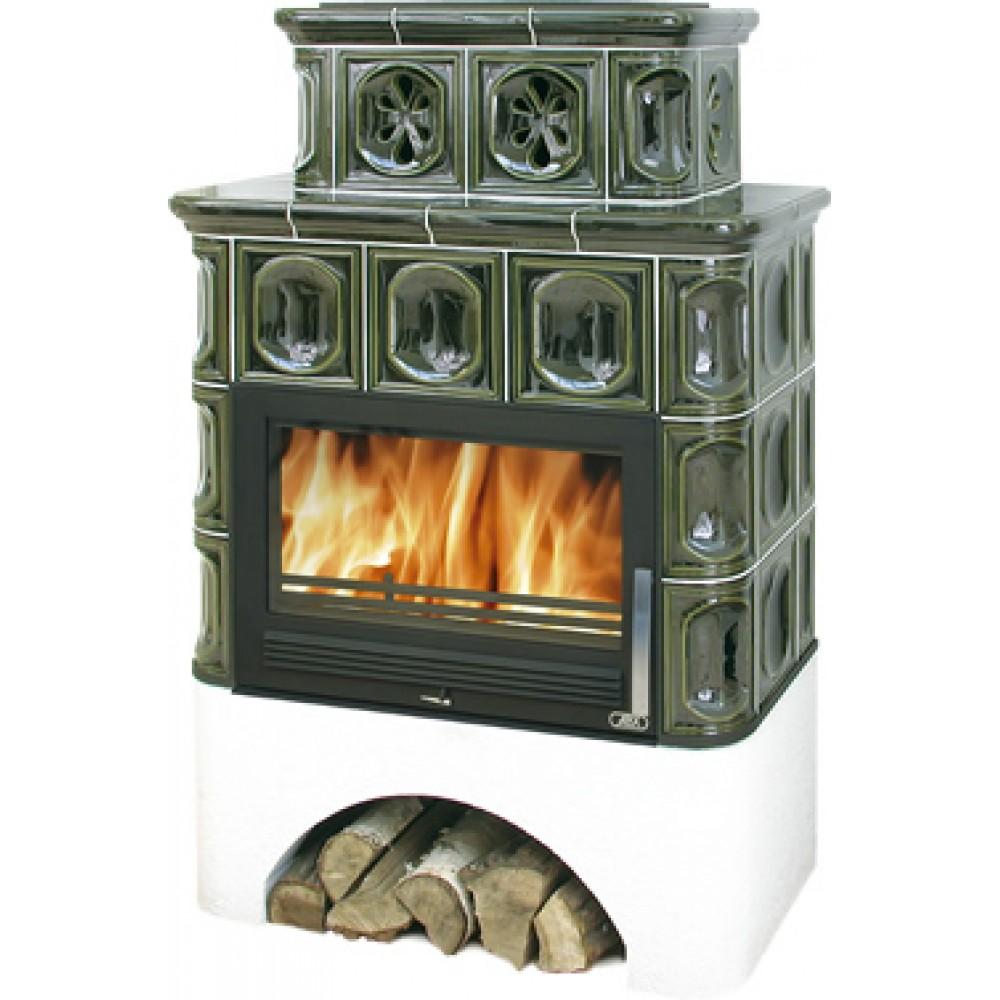 abx karelie tv kachelofen mit w rmetauscher 7 kw blech. Black Bedroom Furniture Sets. Home Design Ideas