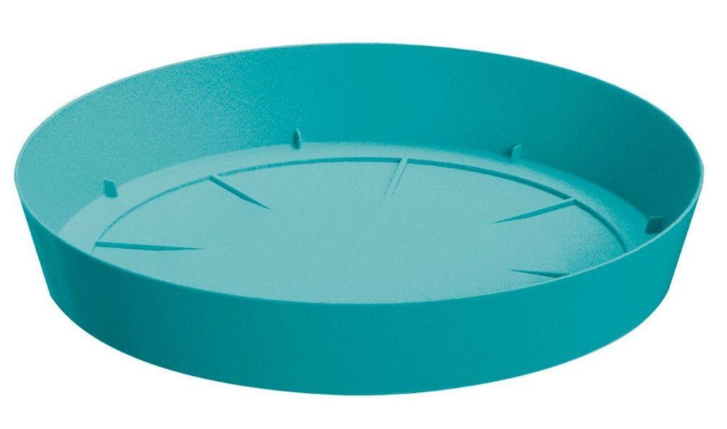 PROSPERPLAST LOFLY Untersatz rund 10,5 cm türkis PPLF105 PPLF105-320U